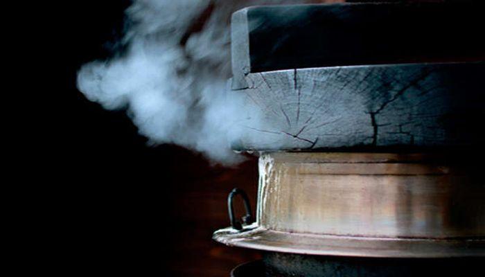 窯焚きご飯