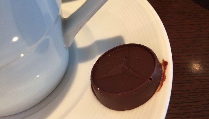 ベンツチョコレート