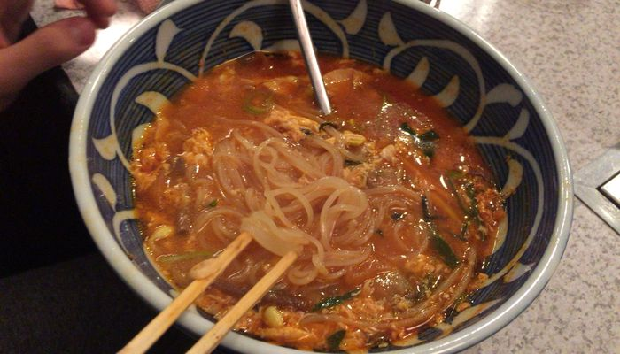 テグタン麺