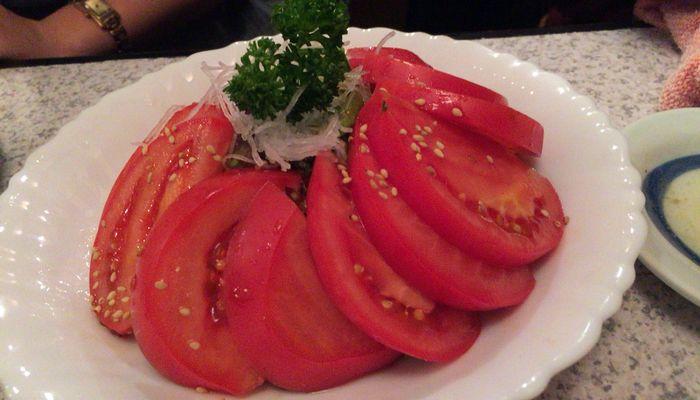 トマトサラダ