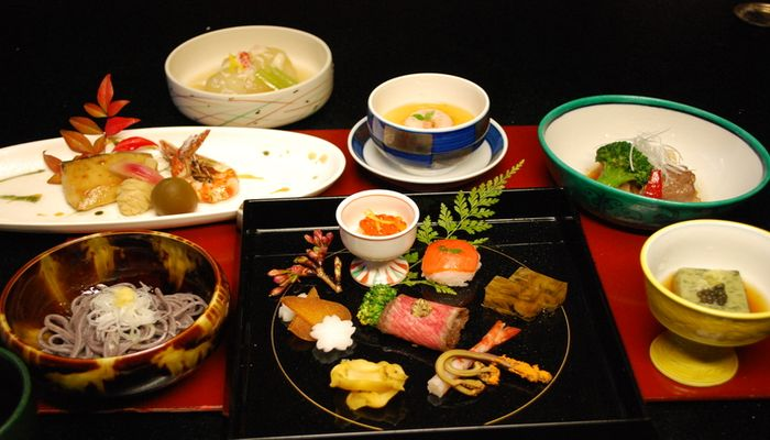 京風懐石料理