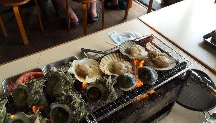 貝焼き食べ放題