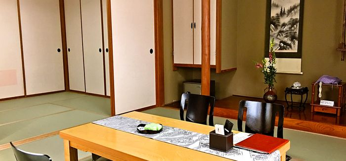 客室(温泉付き)