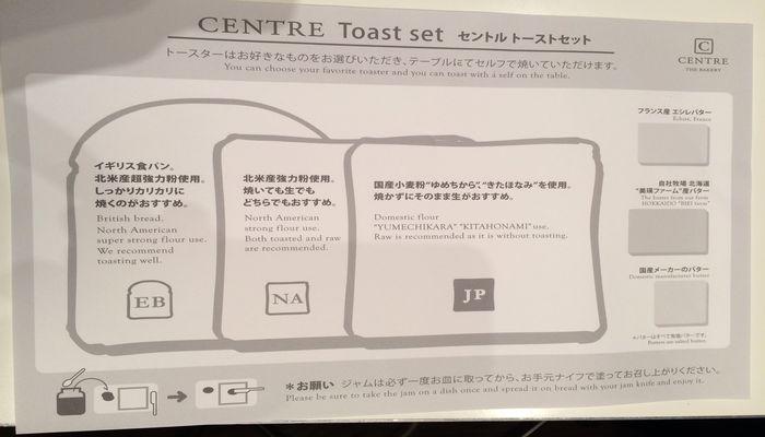 おいしいトーストの食べ方